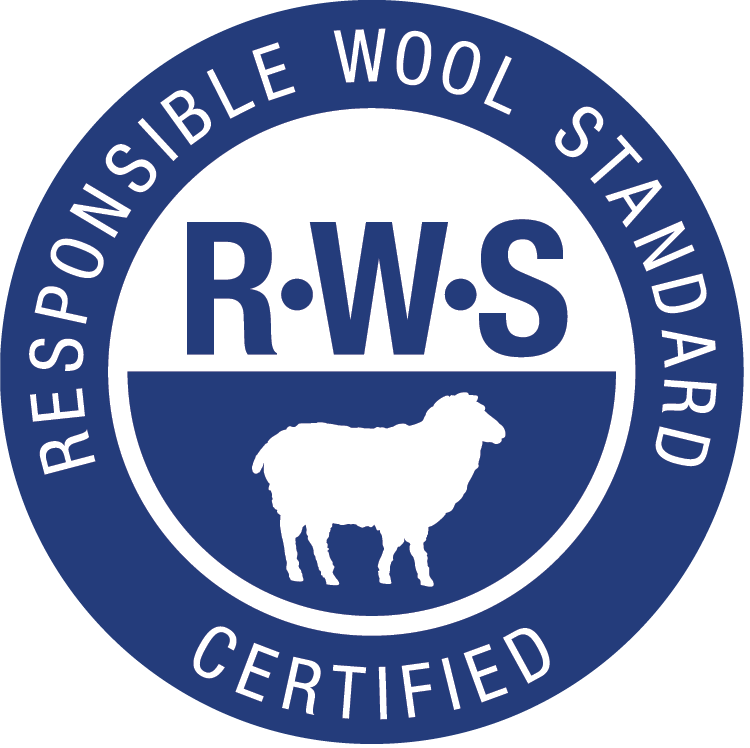 Wool certification from responsible farms