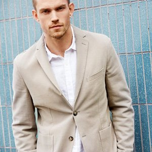 eco men's fashion Denmark Knowledge Cotton Apparel