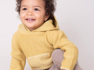 abbigliamento sostenibile bambino Le Tintine
