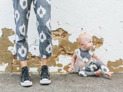 Abbigliamento sostenibile Carlie Ballard