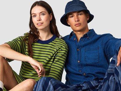 eco fashion Kings of Indigo