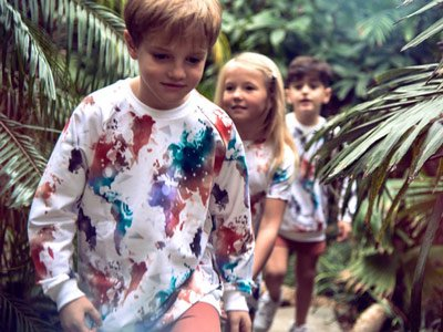 eco fashion kids Mimi Bart