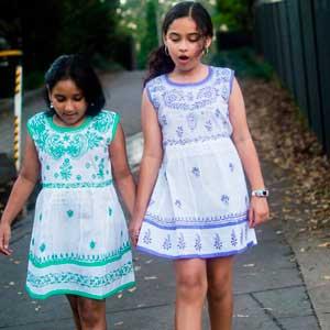 abbigliamento eco bambini Eesha boutique