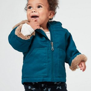 eco kids fashion HoodLamb