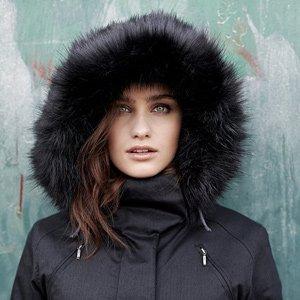 eco outerwear HoodLamb