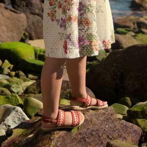 scarpe ecologiche bambino El Naturalista