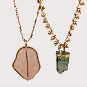 ethical jewels UK Mirabelle