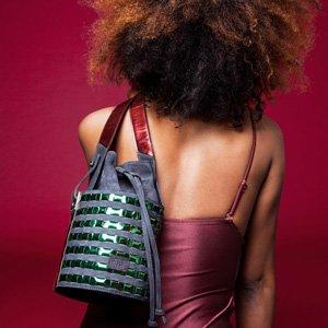 London sustainable bags Carolina Wong