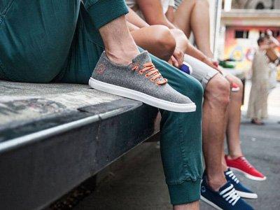 scarpe sostenibili BAABUK