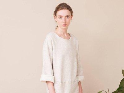 vestiti sostenibili beaumont organic