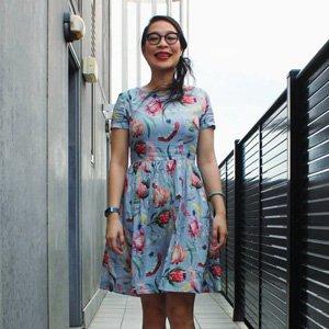 vestito organico Souten Clothing Co Australia