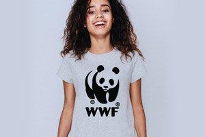 maglia eco Rapanui e WWF