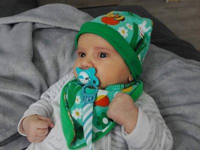 eco babywear label Racataplan
