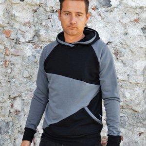 abbigliamento uomo sostenibile Italia sunflower design