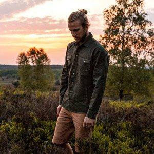 eco men fashion Spain Veganized