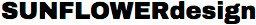 sunflower design logo