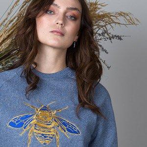 sustainable womenswear Gung ho