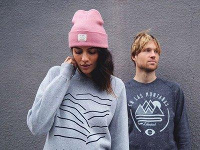 brand moda eco Idioma