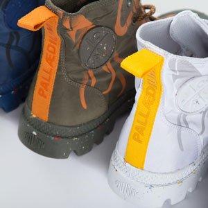 eco shoes Christopher Raeburn