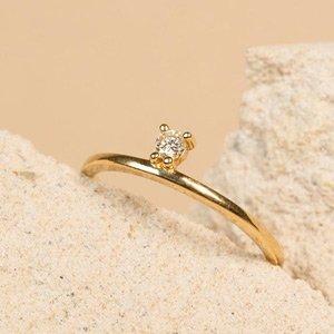 brand anello di fidanzamento etici AUrate