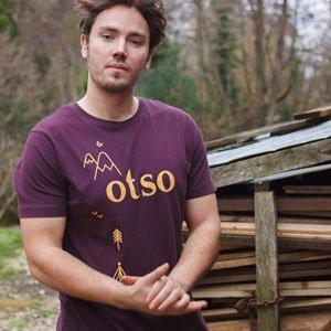 vestiti uomo organici Otso UK