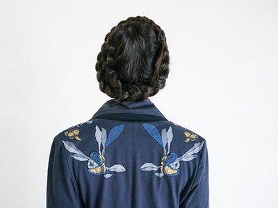 sustainable womenswear Alabama Chanin