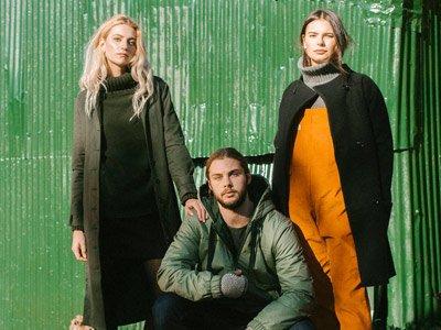 brand moda eco Sancho's