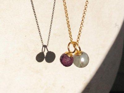eco jewellery label Raw Copenhagen