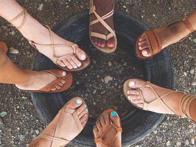 brand sandali eco Brave Soles