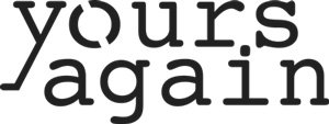 Yours Again logo