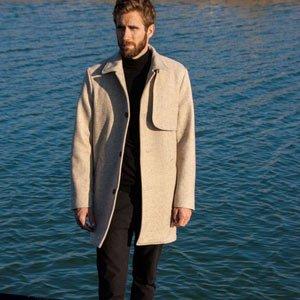 abbigliamento sostenibile uomo Laetitia Modeste France