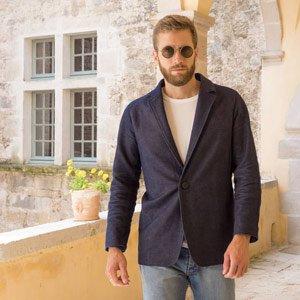 moda uomo sostenibile Laetitia Modeste