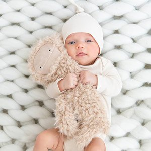 sustainable baby wear Colored Organics US
