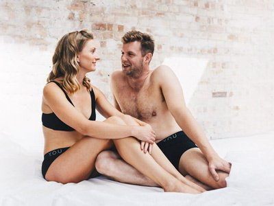 brand intimo ecologico YOU underwear