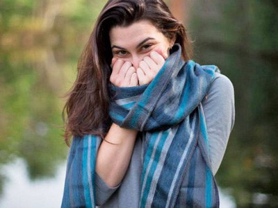 sciarpa eco Women's Peace Collection