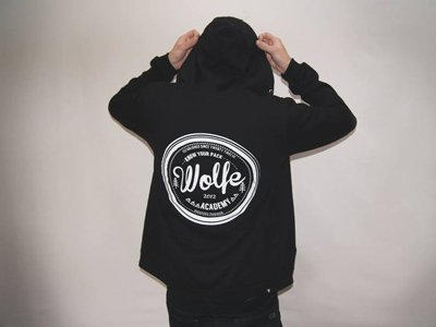 sustainable apparel label Wolfe Academy