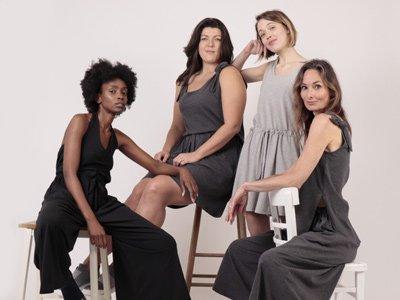 abbigliamento ecosostenibile Zola Amour