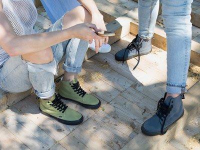 brand scarpe sostenibili Bohempia