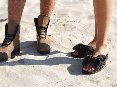 eco footwear brand Cémélé
