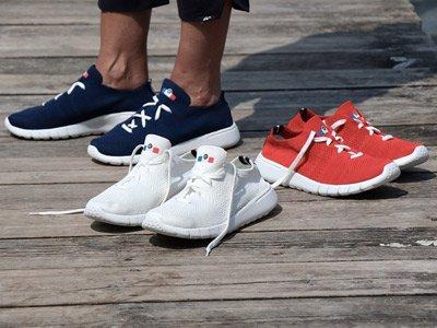 brand scarpe sostenibili Ector Francia
