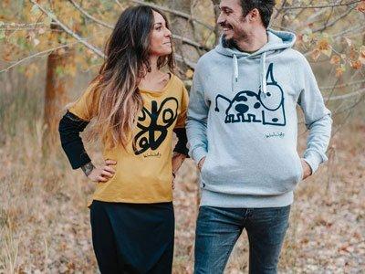 organic fashions tore The Circular Project Shop Madrid