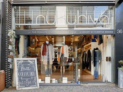 negozio moda eco NUKUHIVA Utrecht