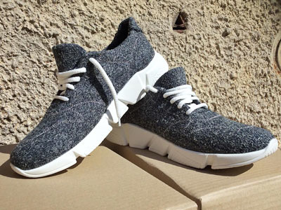 scarpe sostenibili Karmatiger