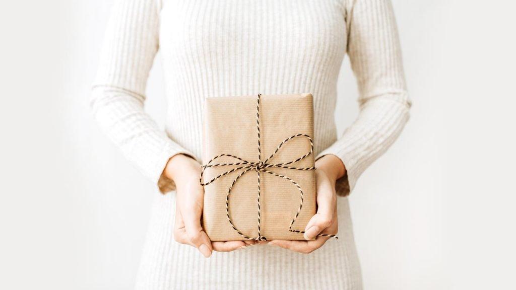regali sostenibili e minimal