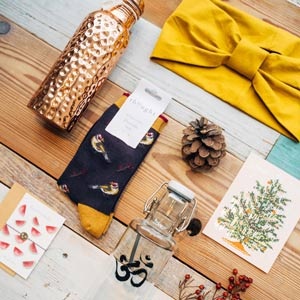 sustainable fashion store Berlin Dear Goods