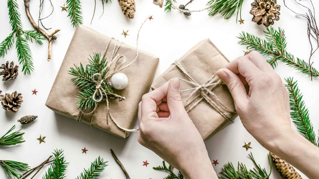regali ecologici Natale