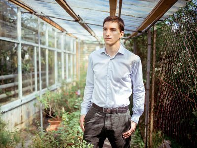 brand moda sostenibile uomo CARPASUS