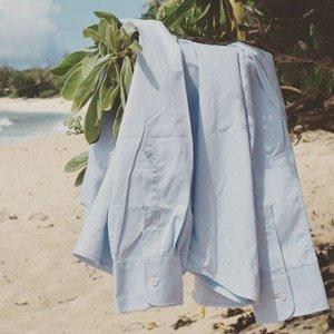 camicia uomo sostenibile CARPASUS