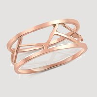 Regali di San Valentino sostenibili anello in oro