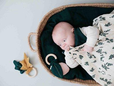 abbigliamento organico neonato Fabelab Denmark